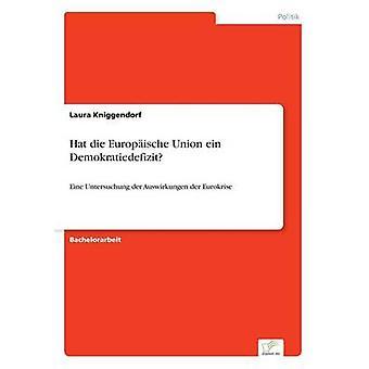 Hat die Europische Union ein Demokratiedefizit by Kniggendorf & Laura
