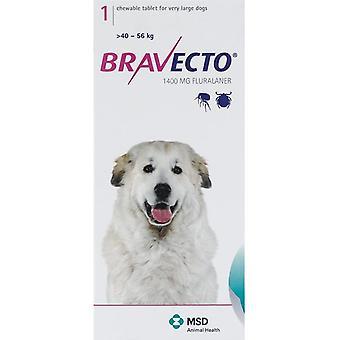 Bravecto ピンク犬 88 123 ポンド (40-56 kg。