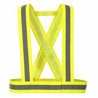 sUw - Hi-Vis correia amarela Regular