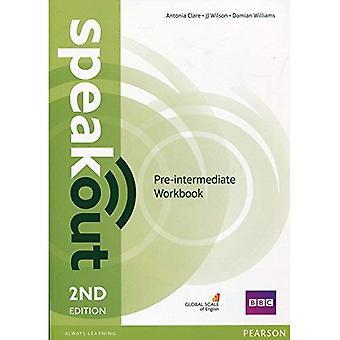 Speakout Pre-Intermediate Workbook Without Key: Pre-intermediate