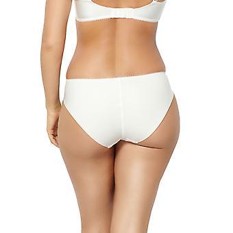 Sans Complexe 60XAA73-GCA Women's Ariane Ivory Off-White Full Brief