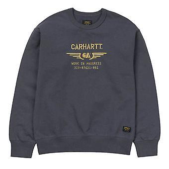 Carhartt WIP CA Wings tröja Blacksmith