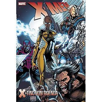 X-Men - X-Tinction Agenda (New Printing) by Chris Claremont - Louise S
