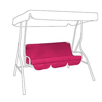 Gardenista® Pink Replacement Canopy for 3 Seater Swing Seat