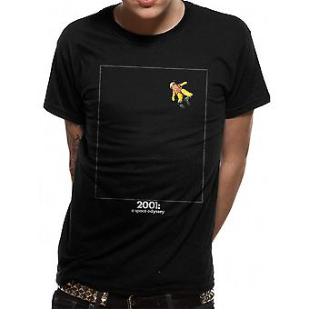 2001 A Space Odyssey Unisex Box Design T-Shirt