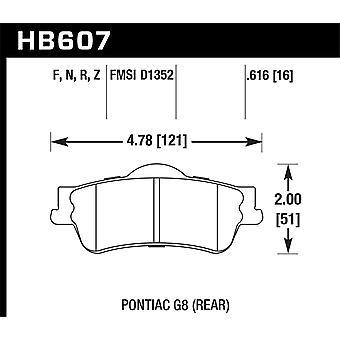 Hawk Performance HB607F. 616 HPS