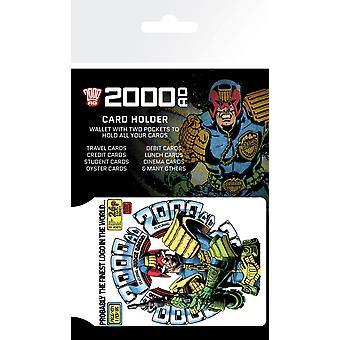 2000 Juge AD Dredd Card Holder
