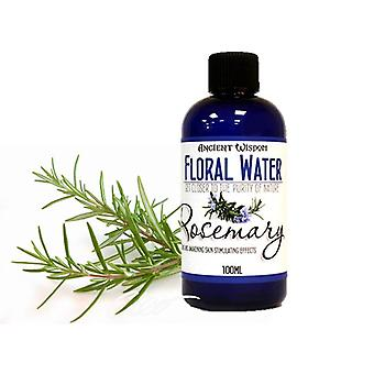 Rosemary Floral Water Natural Skin Toner 100ml