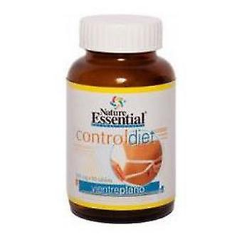 Nature Essential Flat Belly 600 Mg. 90 Tablets (Diet , Supplements)