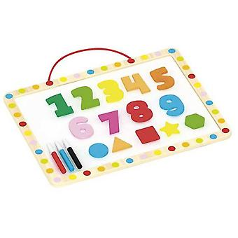 CPA Wood Puzzle Numbers (Toys , Preschool , Puzzles And Blocs)