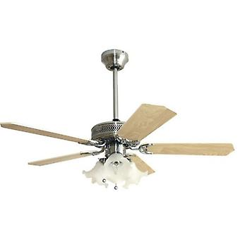 Ceiling Fan Santa Monica with lighting 107 cm / 42
