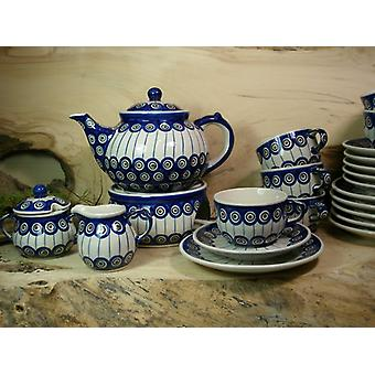 Coffee service for 6 pers. Jug & warmer, 2nd choice, tradition 13, BSN 21539