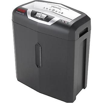 Document shredder HSM shredstar X5 Particle cut Safety level (document shredder) 4 Also shreds CDs, DVDs, Credit cards