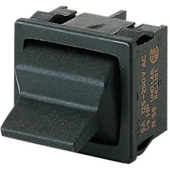 Toggle switch 250 Vac 6 A 2 x (On)/Off/(On) Marquardt 1819.1302 momentary/0/momentary 1 pc(s)