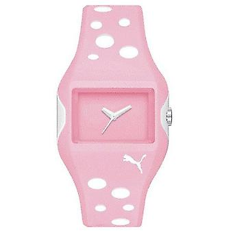 PUMA watch bracelet watch pink ladies active flow PU900081001