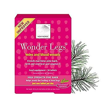 New Nordic, Wonder Legs, 30 tablets