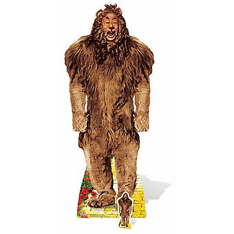 Cowardly Lion from The Wizard of Oz Lifesize Cardboard Cutout / Standee / Standup