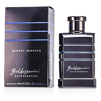 Baldessarini Secret Mission Eau De Toilette Spray 90ml / 3oz