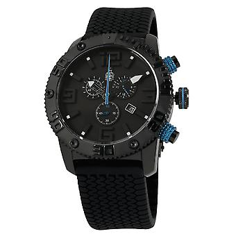 Burgmeister BLACK! Chrono Gents Chronograph BM521-622D