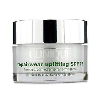 Clinique Repairwear Uplifting Firming Cream SPF 15 (Very Dry to Dry Skin) - 50ml/1.7oz