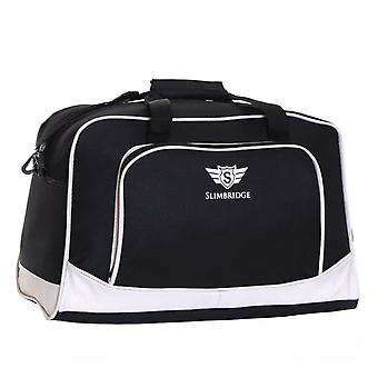 Slimbridge Prague Small Wizzair Cabin Bag, Black