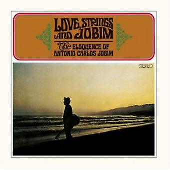 LoveStrings And Jobim - The Eloquence Of Antonio Carlos Jobim by Antonio Carlos Jobim