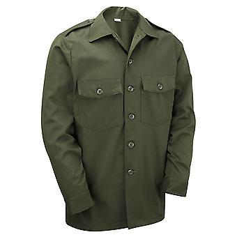 Original New US Military Surplus Fatigue Shirt