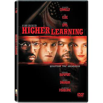 Higher Learning [DVD] USA import