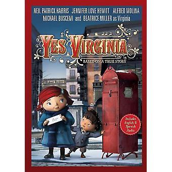 Sí la importación de los E.e.u.u. de Virginia [DVD]