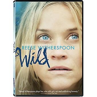 Wild [DVD] USA import