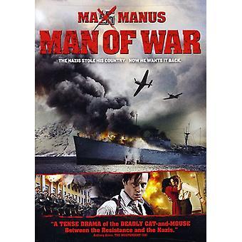 Max Manus :Man of War [DVD] USA import