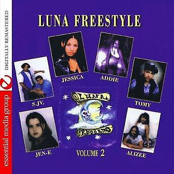 Luna Freestyle - Vol. 2-Luna Freestyle [CD] USA import