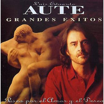 Luis Eduardo Aute - Grandes Exitos [CD] USA import