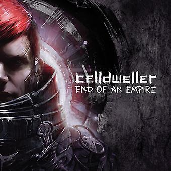 Celldweller - slutningen af et imperium [Vinyl] USA importerer