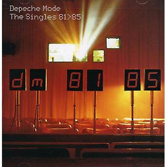 Depeche Mode - singlar 81-85 [CD] USA import