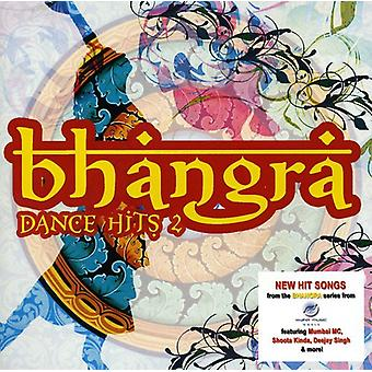 Bhangra Dance Hits - Vol. 2-Bhangra Dance Hits [CD] USA importerer