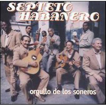 Septeto Habanero - Orgullo De Los Soneros [CD] USA importerer