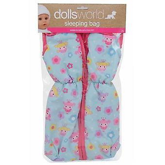 Dolls World Deluxe Sleeping Bag