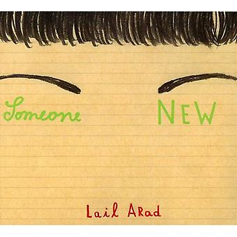 Lail Arad - Someone New [CD] USA import