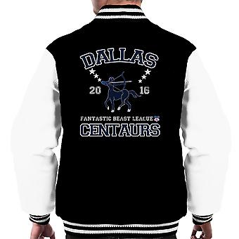 Fantastic Beasts League Dallas Centaurs Men's Varsity Jacket