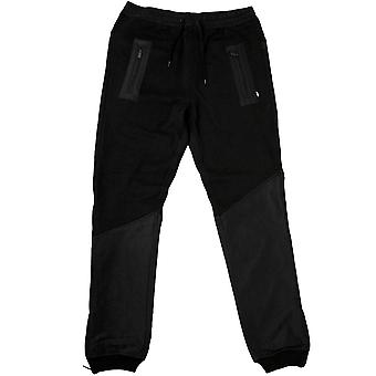 Grizzly Griptape Mountain High Sweatpants Black