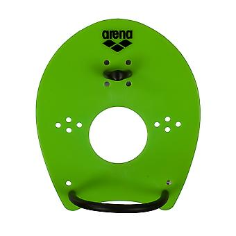 Arena Elite Hand Paddle - Acid Lime