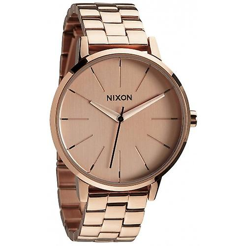 Nixon The Kensington Watch - All Rose Gold