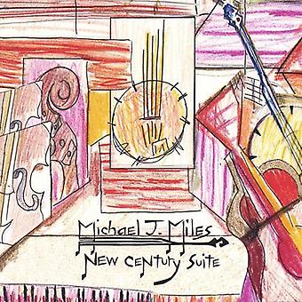 Michael Miles - New Century Suite [CD] USA import