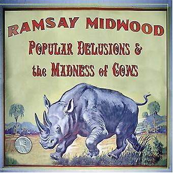 Ramsay Midwood - populære vrangforestillinger & vanvid af køer [CD] USA importerer