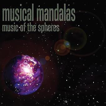 Musikaliska Mandalas - sfärernas musik [CD] USA import