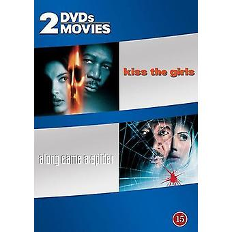 Kiss the Girls - Along Came a Spider (2-disc) (DVD)