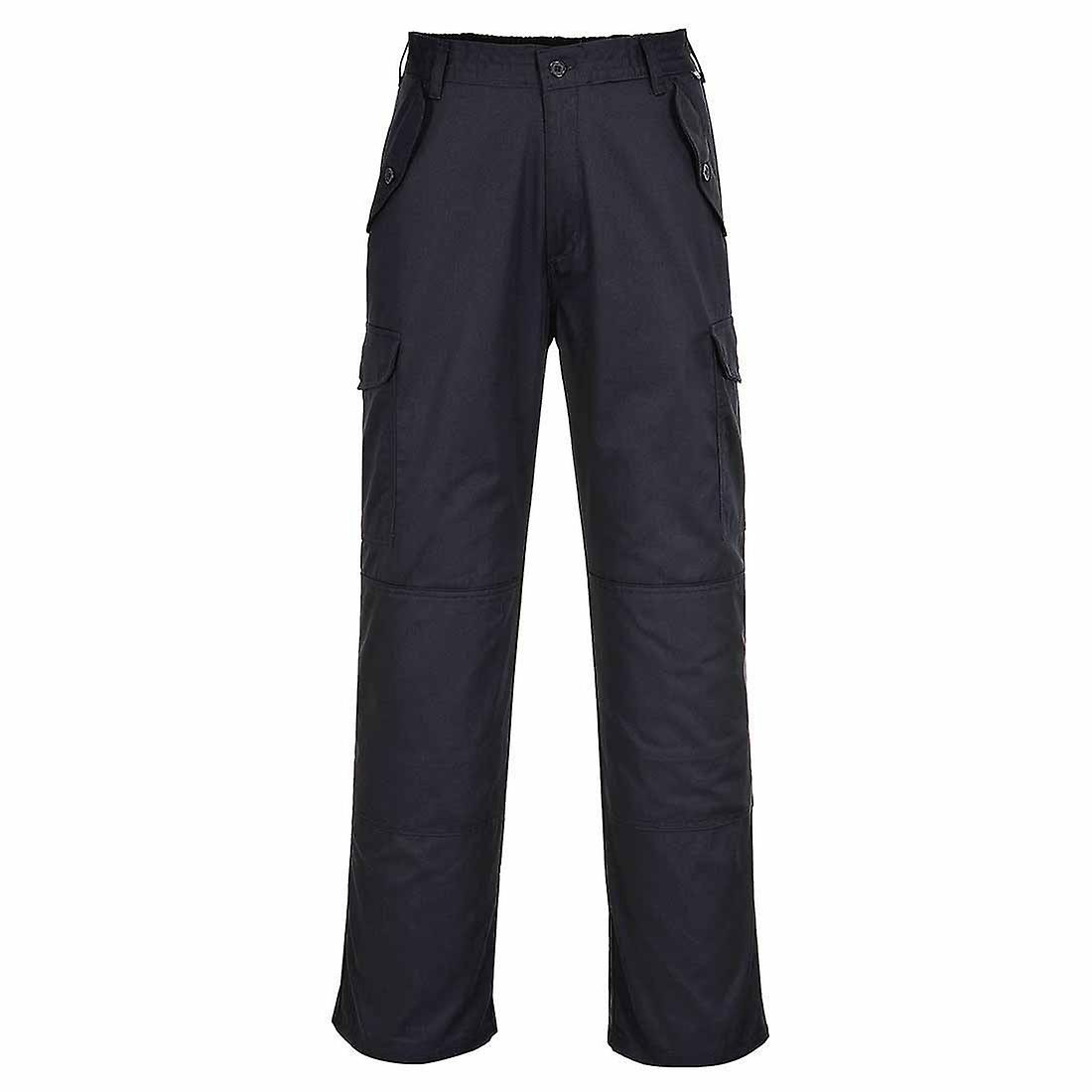 Portwest - Workwear Combat Work Trousers 8 Pockets