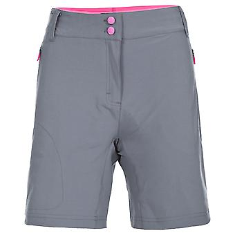 Overtreding Womens/dames Edgar fietsen Shorts
