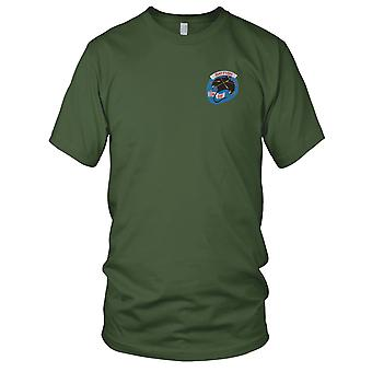 US Navy SSN-681 USS Batfish Embroidered Patch - Ladies T Shirt